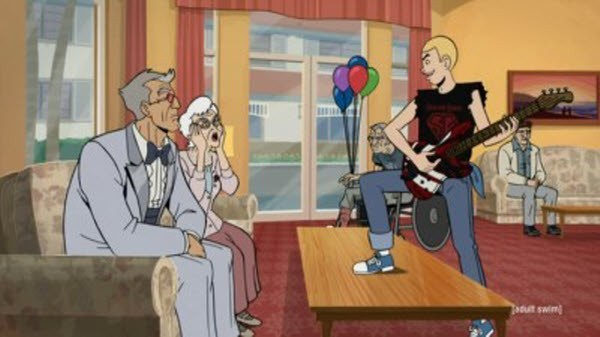 The Venture Bros  - Season 5 Episode 08: The Devil's Grip