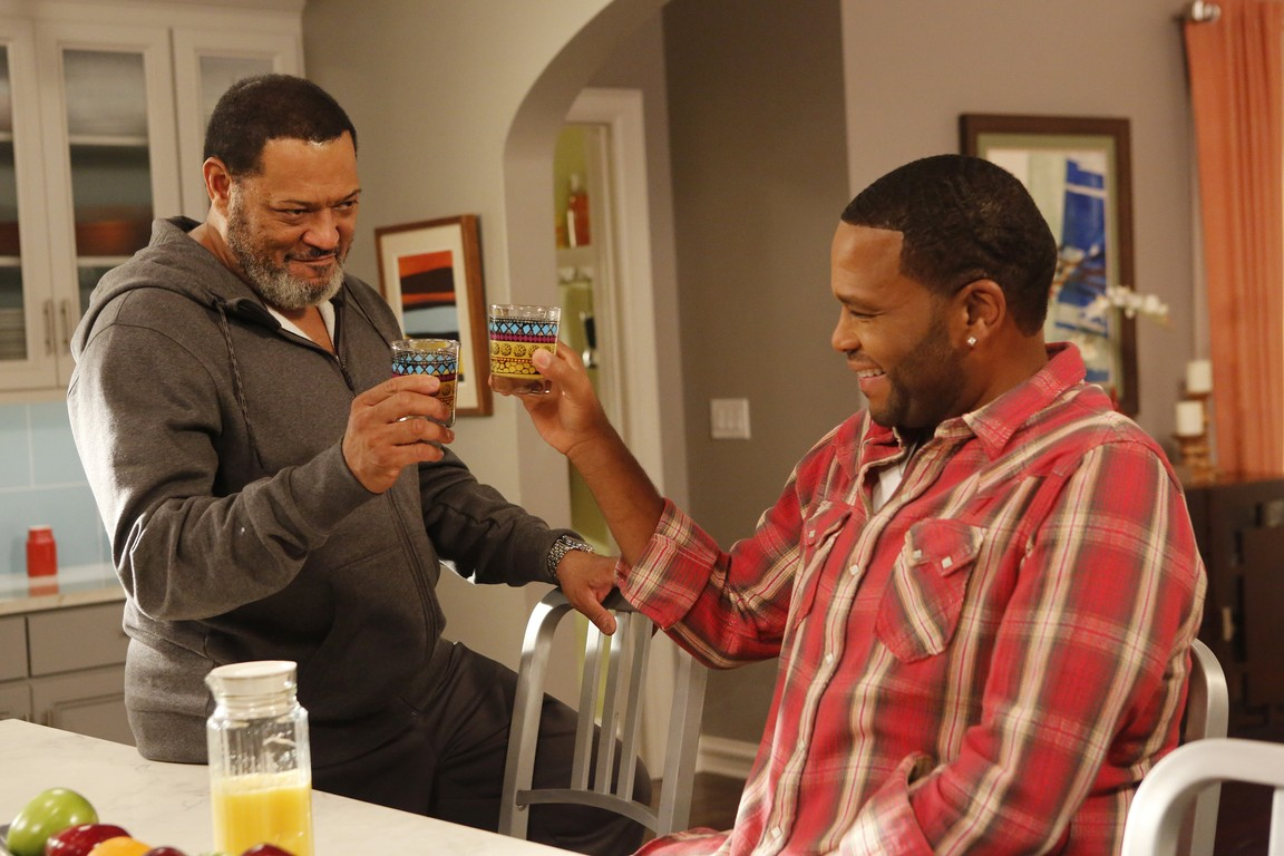 Black-ish - Season 2 Episode 12: Old Digger