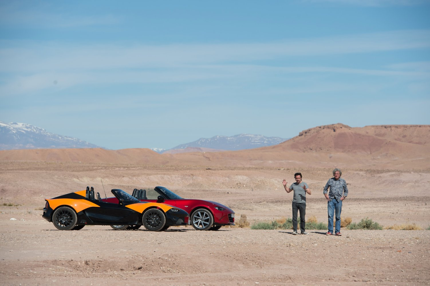 The Grand Tour - Season 1