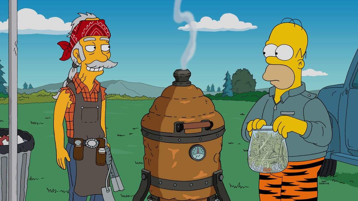 The Simpsons - Season 27 Episode 2 : Cue Detective
