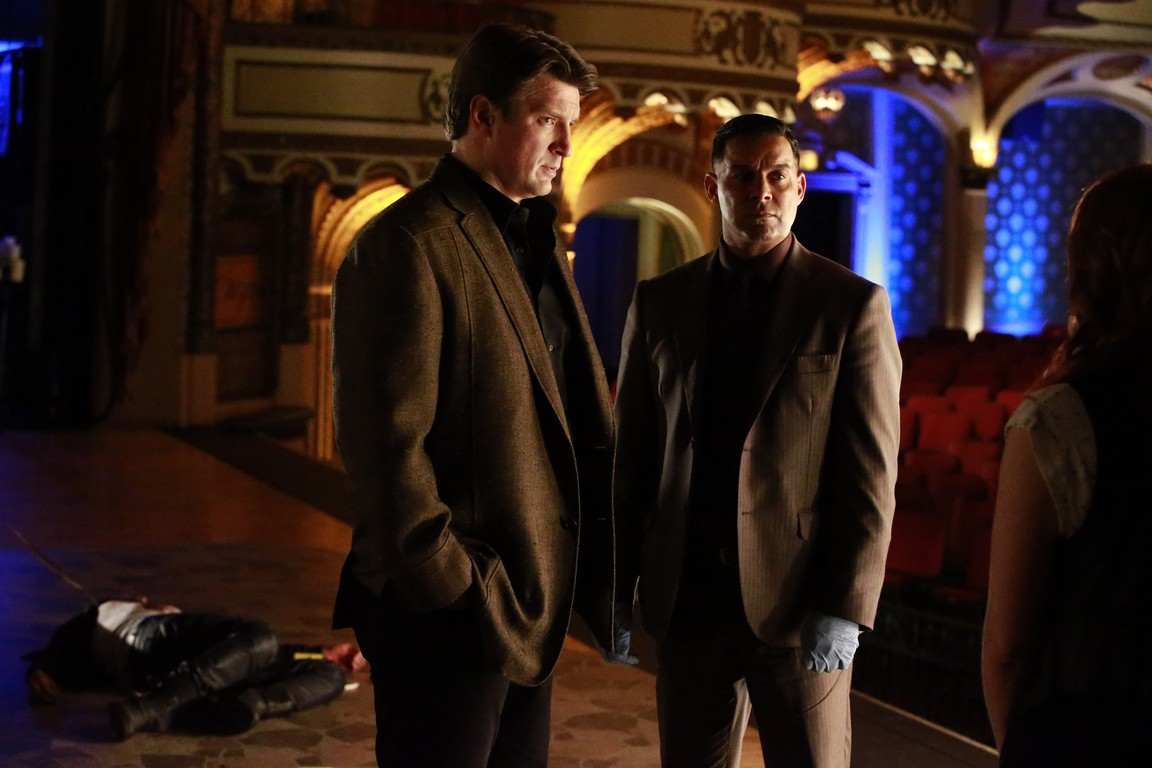 Castle - Season 8 Episode 20: Much Ado About Murder