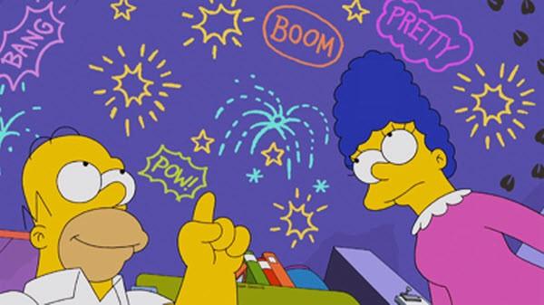 The Simpsons - Season 25 Episode 22: The Yellow Badge of Cowardge