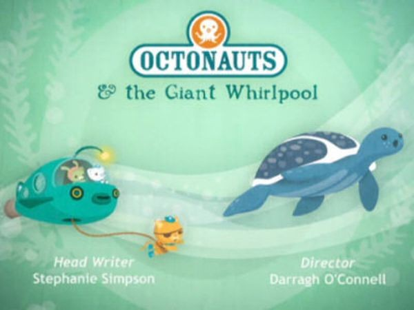 The Octonauts - Season 1 Episode 21: The Giant Whirlpool