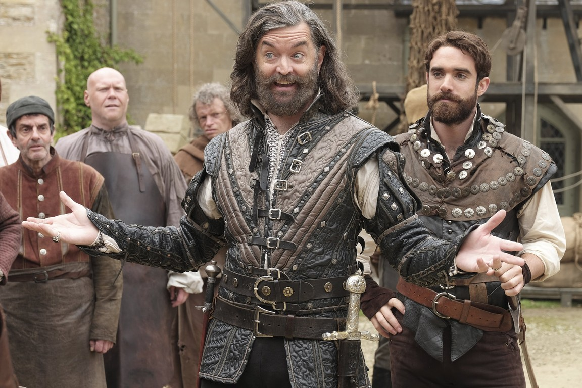 Galavant - Season 2 Episode 3: Aw, Hell, the King