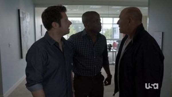 Psych - Season 7 Episode 11: Office SPACE