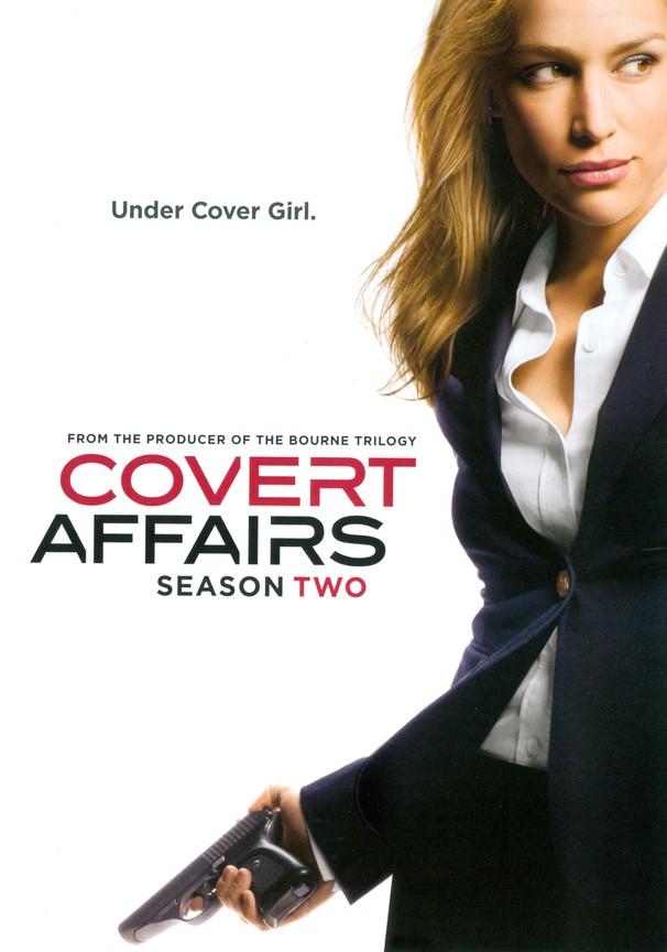 Covert Affairs - Season 2