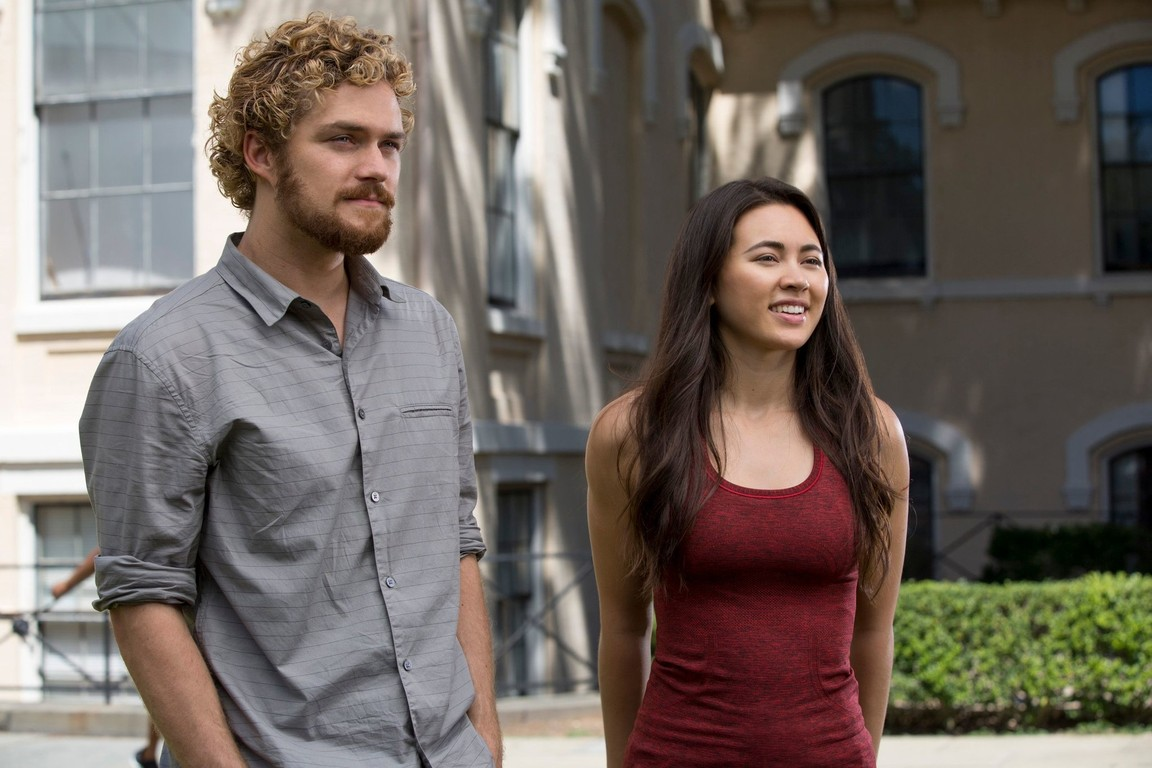 Iron Fist - Season 1 Episode 10: Black Tiger Steals Heart