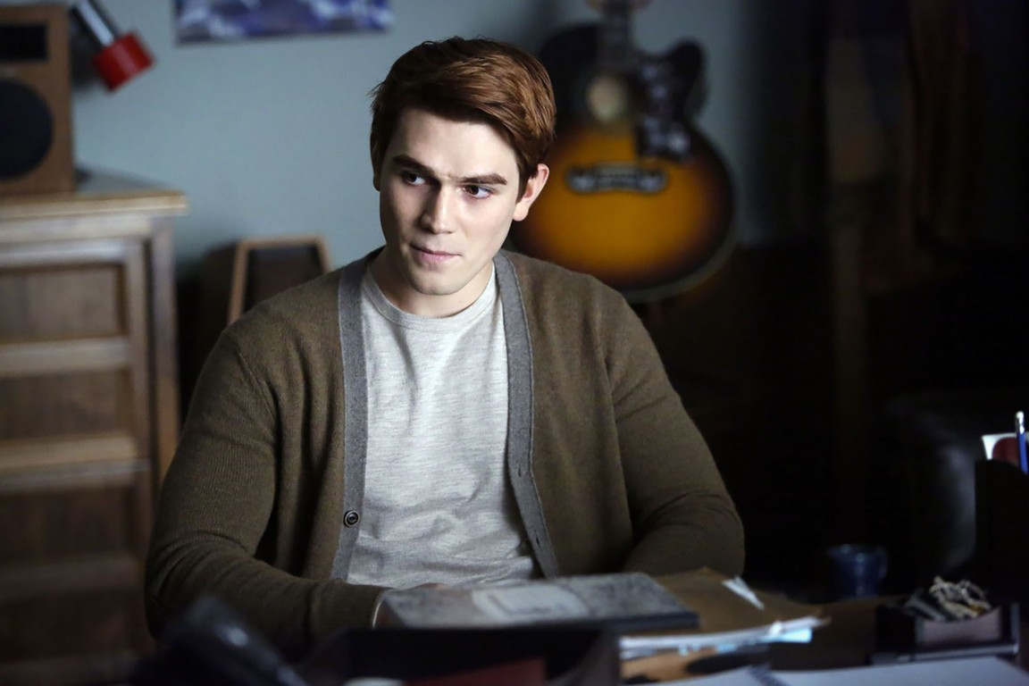 Riverdale - Season 1 Episode 05: Chapter Five: Heart of Darkness