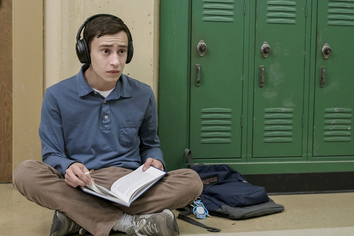 Atypical - Season 1 Episode 04: A Nice Neutral Smell