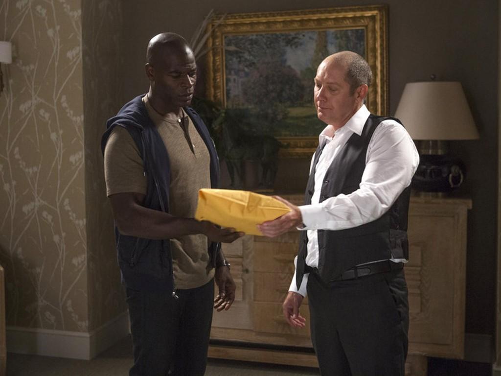The Blacklist - Season 2 Episode 01: Lord Baltimore