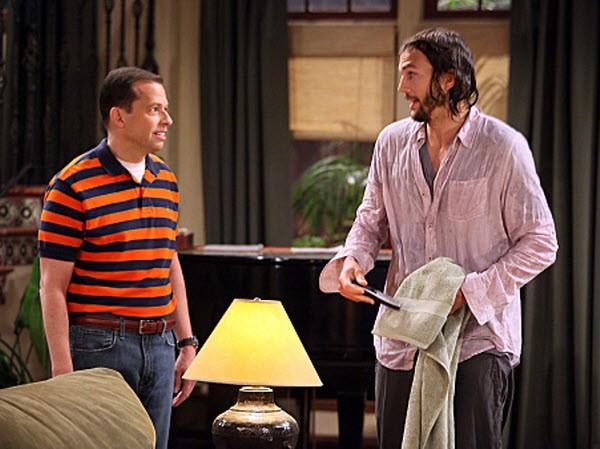 Two and a Half Men - Season 9 Episode 01:  Nice to Meet You, Walden Schmidt (1)