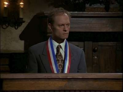 Frasier - Season 8 Episode 18: Forgotten But Not Gone