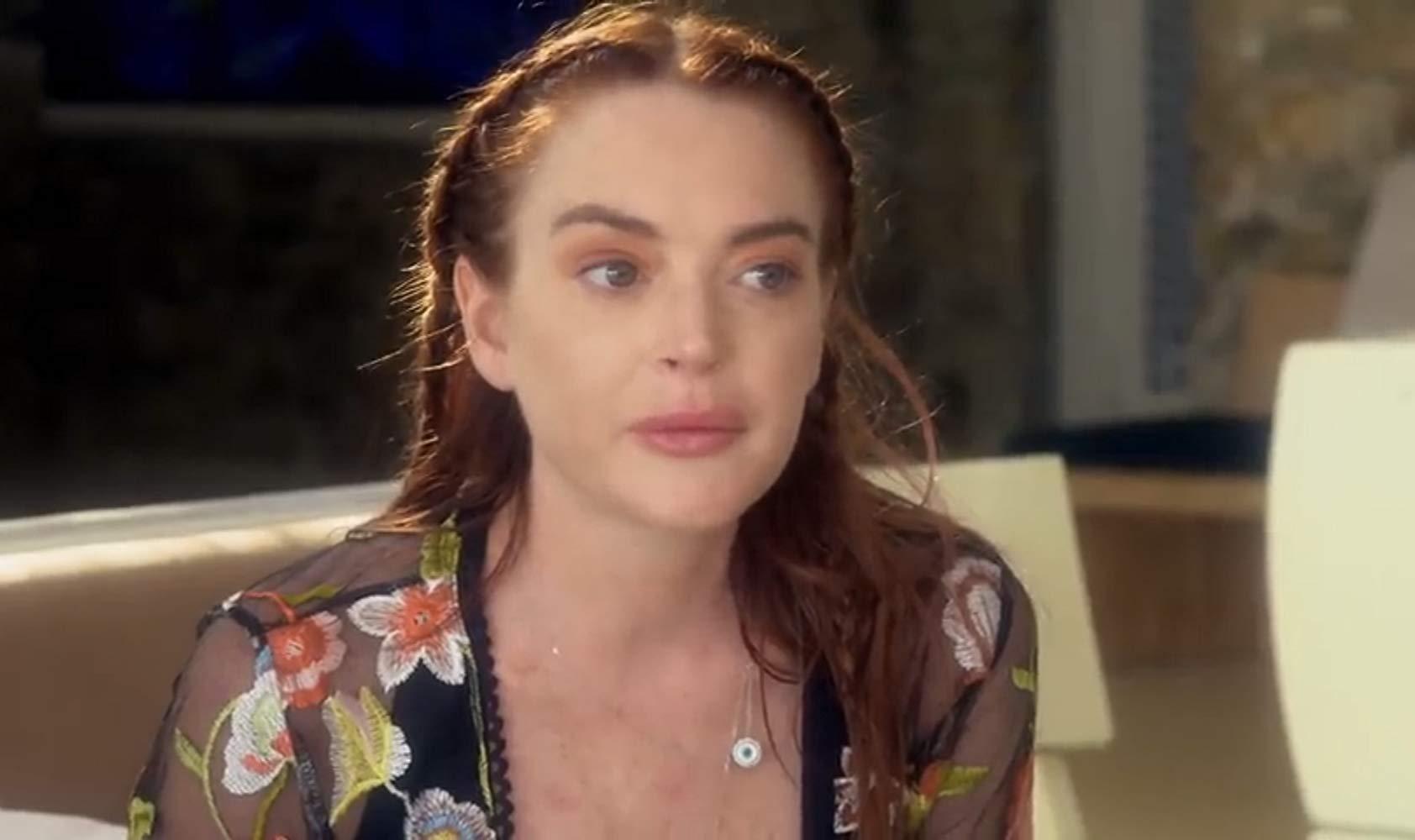 Lindsay Lohan's Beach ...