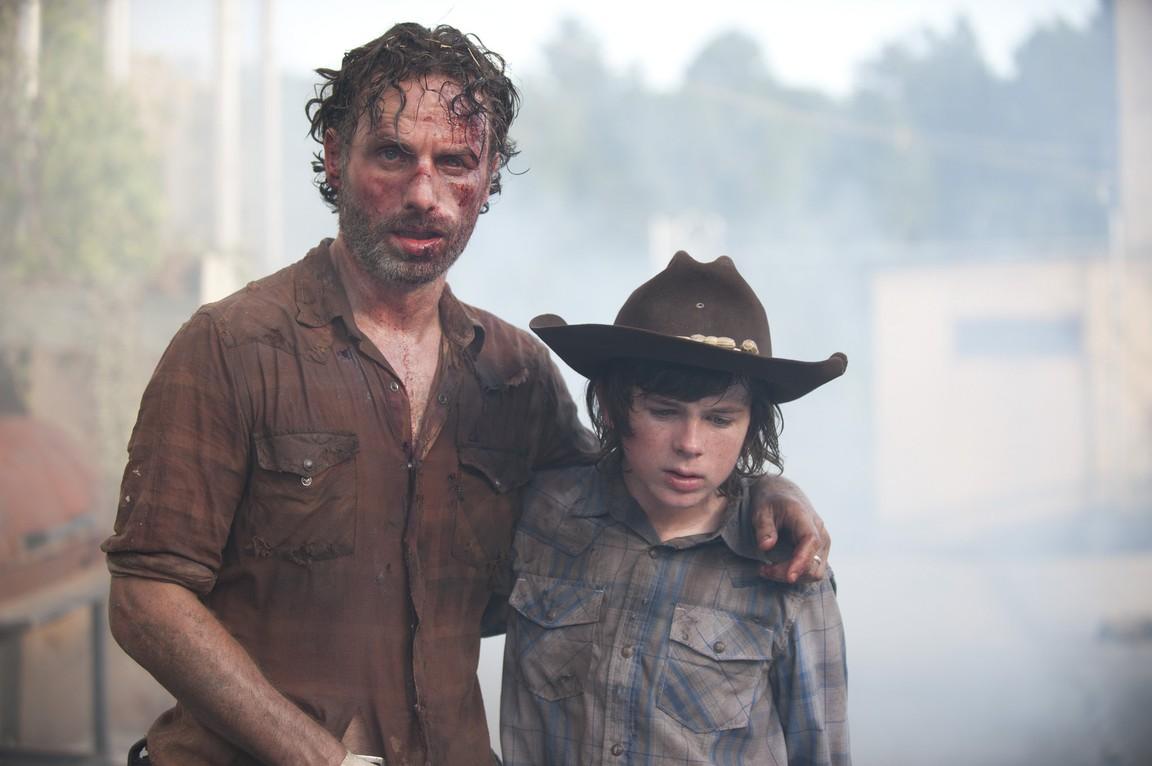 The Walking Dead - Season 4 Episode 08: Too Far Gone0