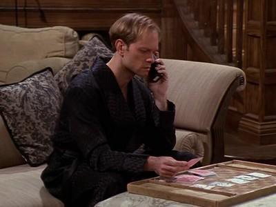 Frasier - Season 5 Episode 20: First Date