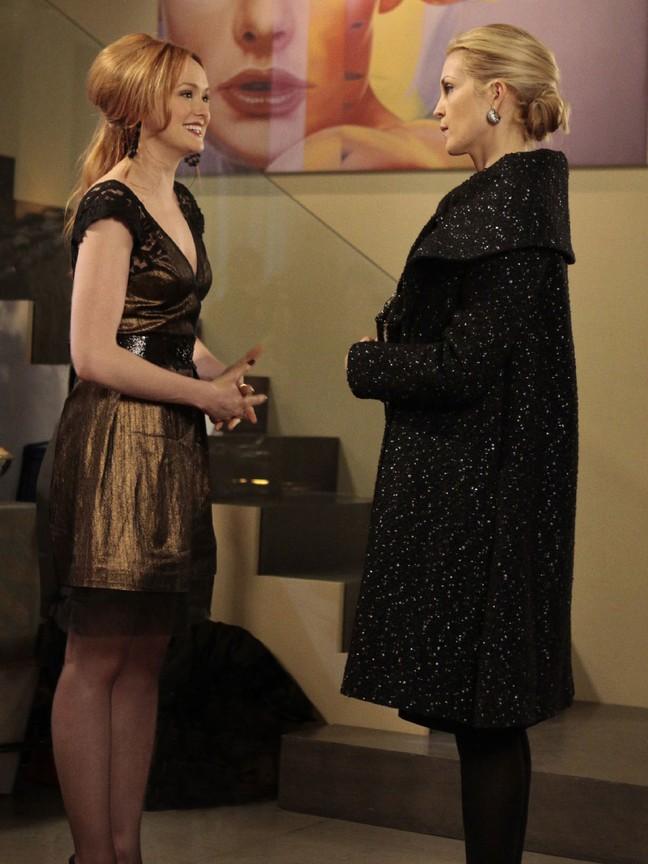 Gossip Girl - Season 5 Episode 18:  Con Heir