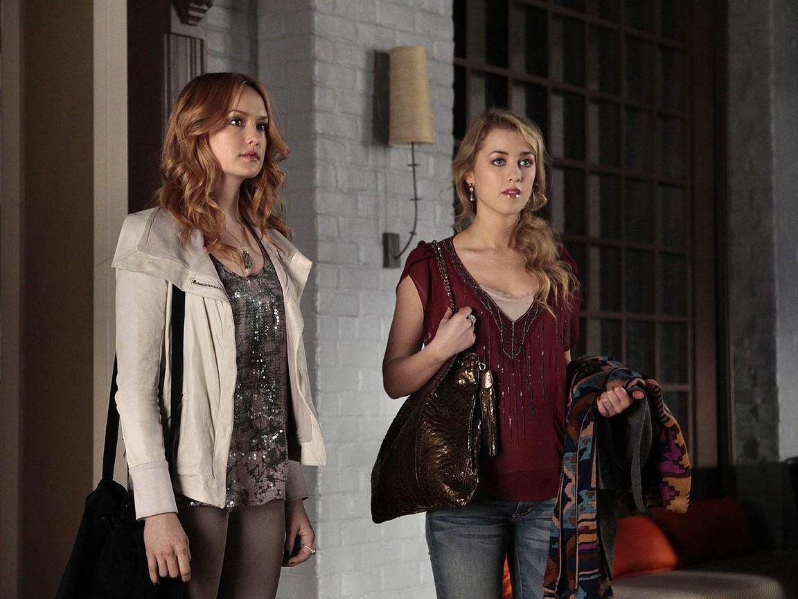 Gossip Girl - Season 5 Episode 23: The Fugitives
