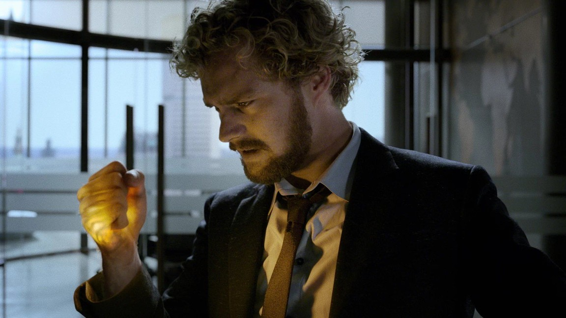 Iron Fist - Season 1 Episode 07: Felling Tree with Roots