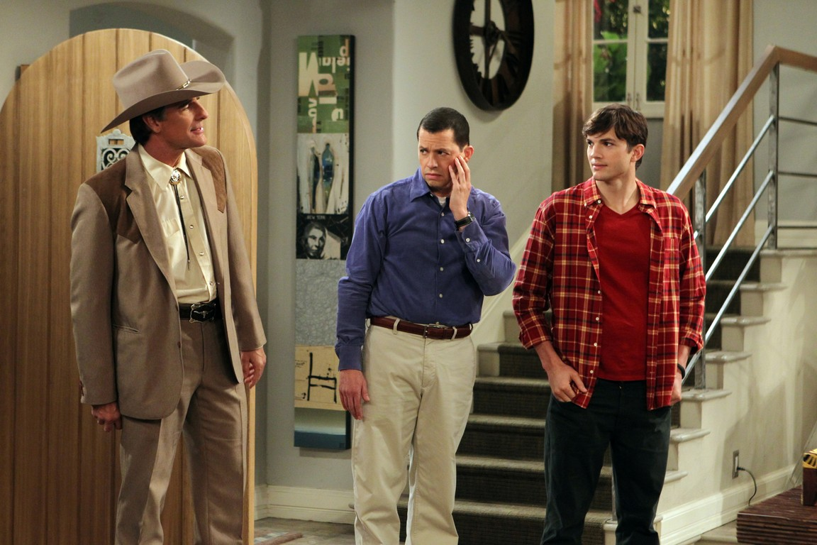 Two and a Half Men - Season 10 Episode 20: Bazinga! That's From A TV Show