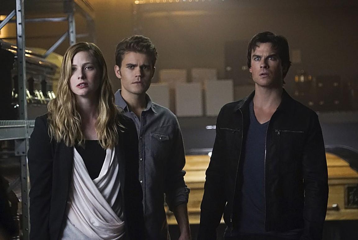 The Vampire Diaries - Season 7 Episode 05: Live Through This