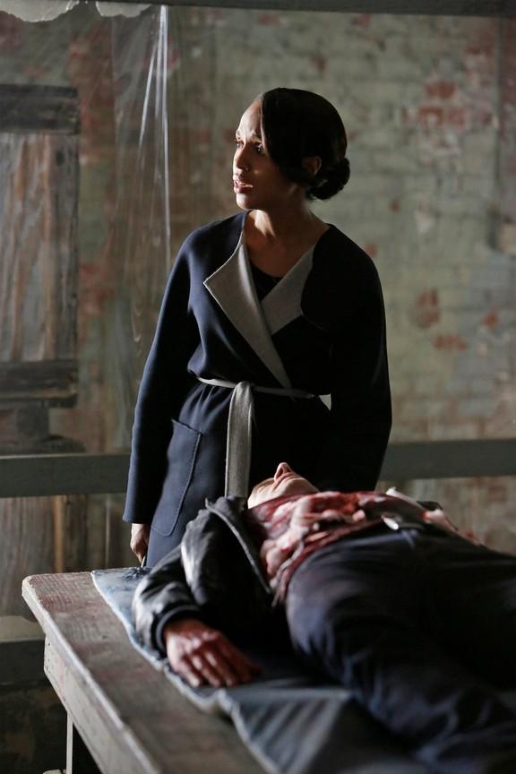 Scandal - Season 4 Episode 20: First Lady Sings the Blues
