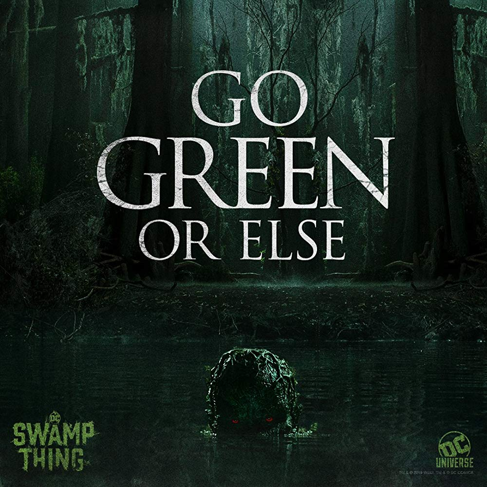 Swamp Thing - Season 1