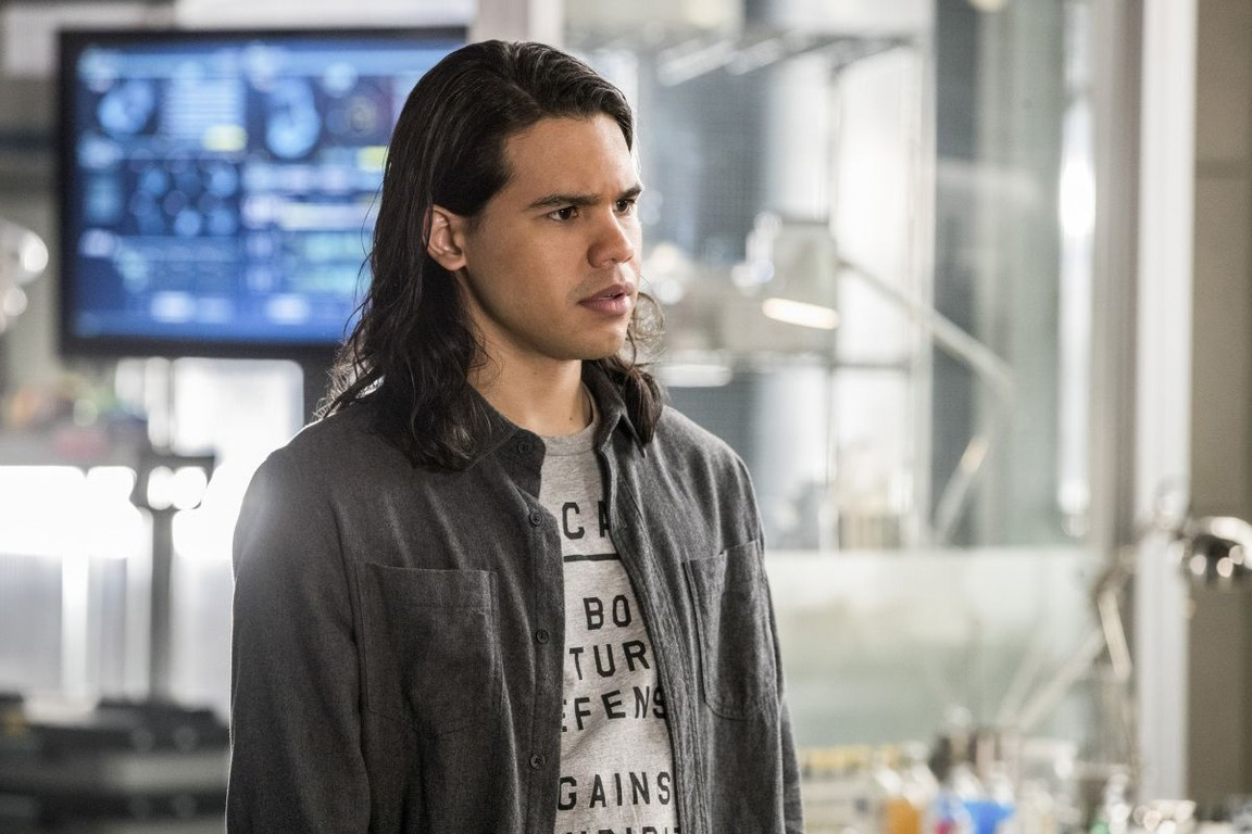 The Flash - Season 3 Episode 18: Abra Kadabra