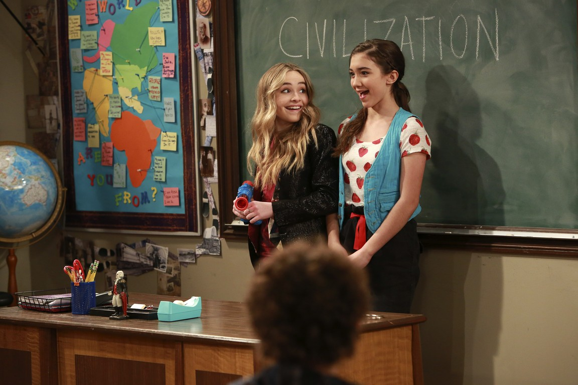 Girl Meets World - Season 2 Episode 07: Girl Meets Rules