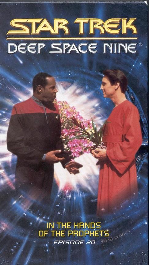 Star Trek: Deep Space Nine - Season 1 Episode 20: In The Hands Of The Prophets