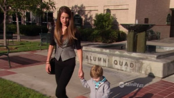 The Secret Life of the American Teenager - Season 4 Episode 07: Cute
