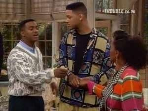 The Fresh Prince of Bel-Air - Season 2 Episode 22: The Aunt Who Came to Dinner