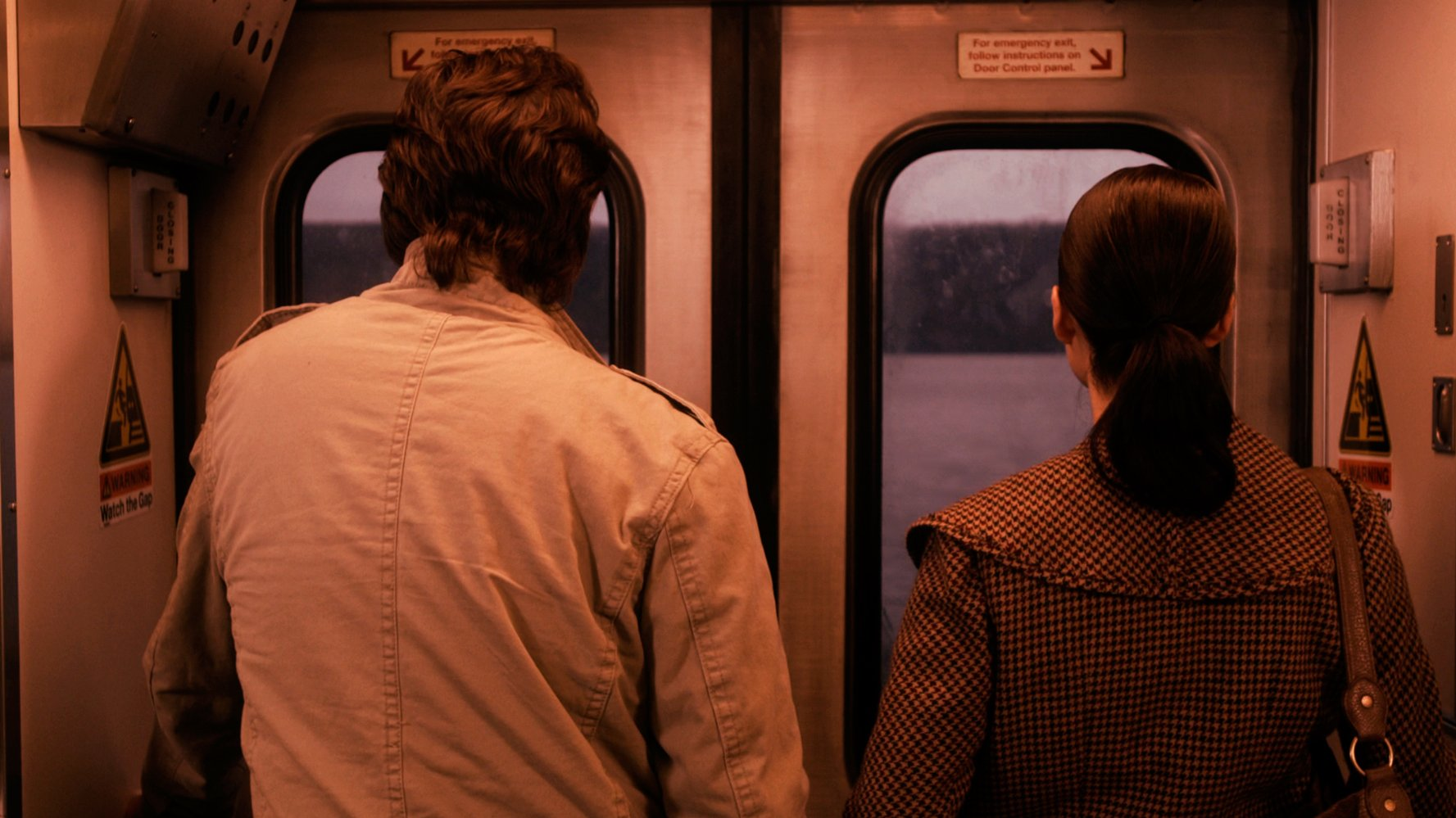 The Girl on the Train (2013)