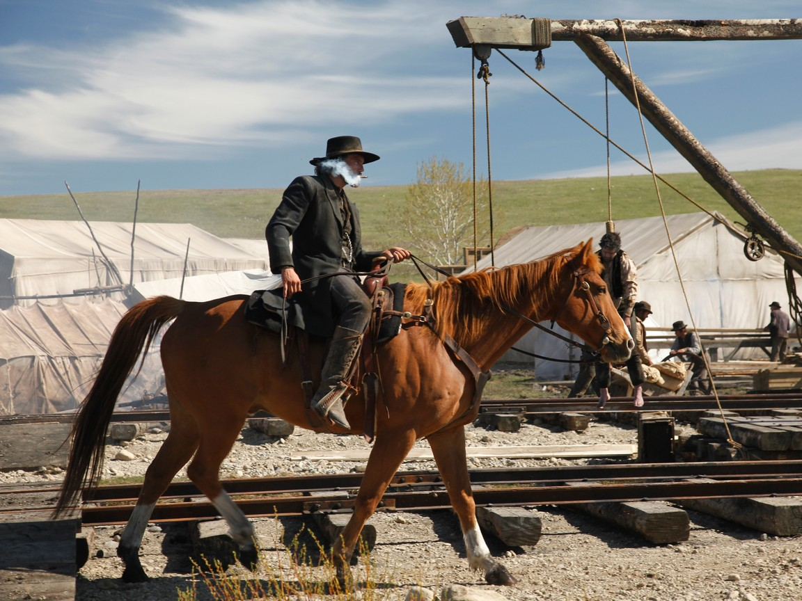 Hell on Wheels - Season 1 Episode 02: Immoral Mathematics