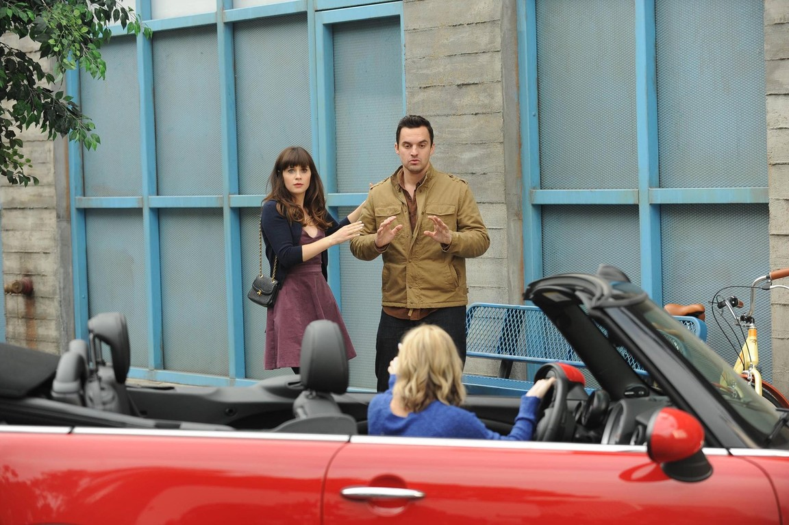New Girl - Season 3 Episode 15: Exes