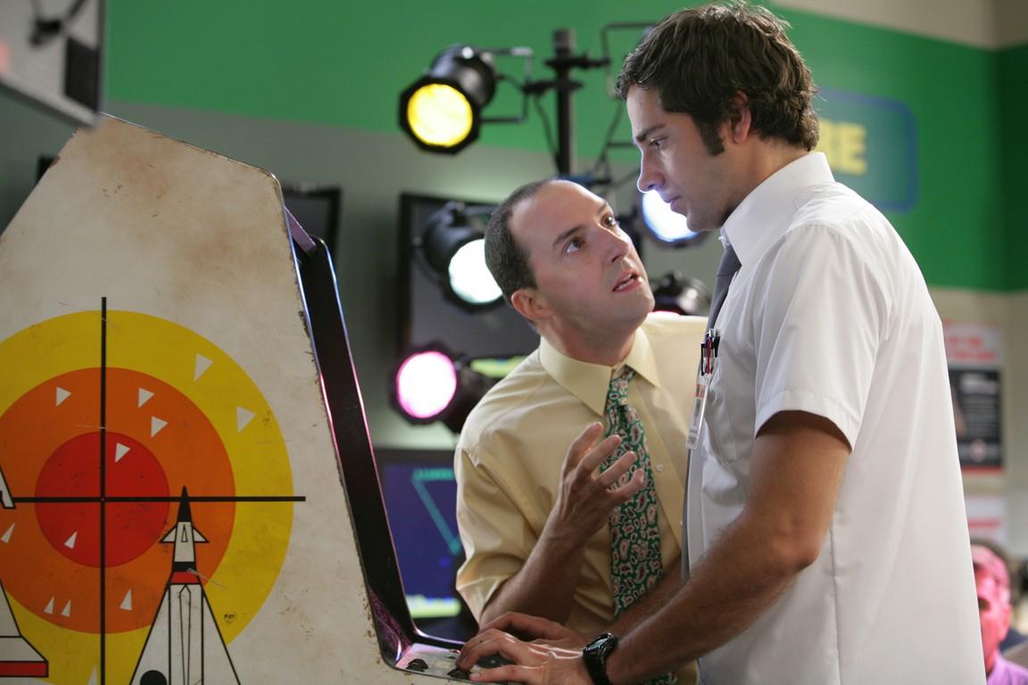Chuck - Season 2 Episode 05: Chuck Versus Tom Sawyer