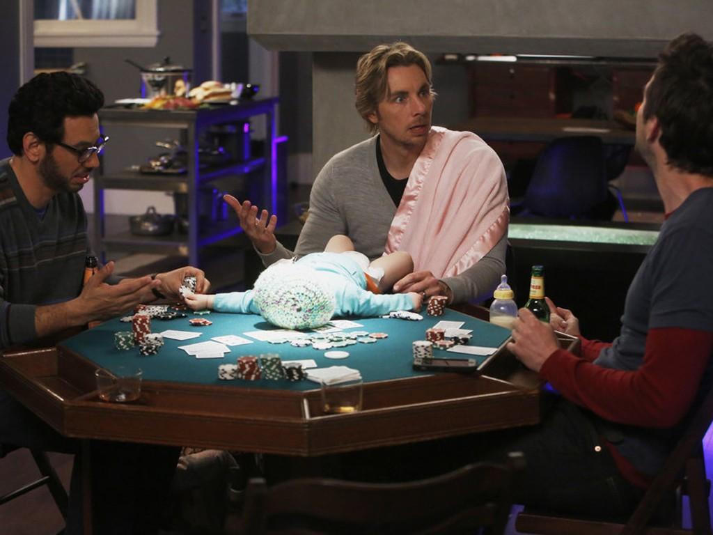 About a Boy - Season 1 Episode 07: About a Poker Night