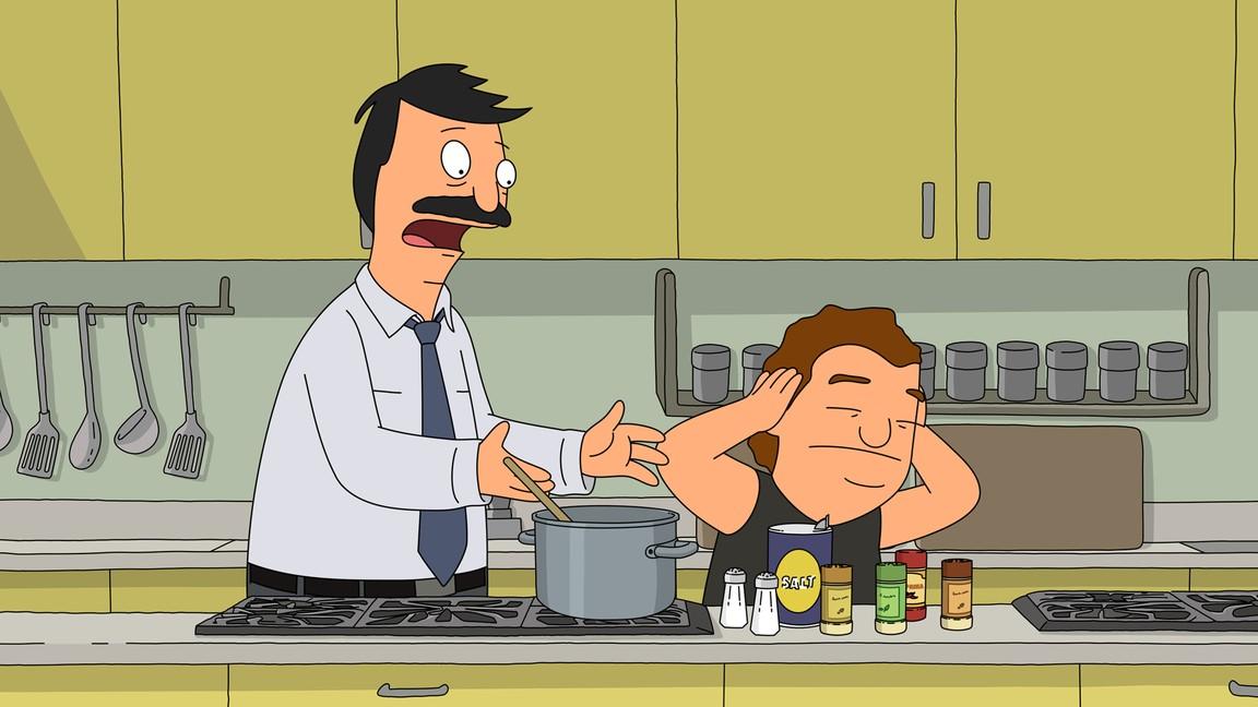 Bob's Burgers - Season 4 Episode 07: Bob and Deliver