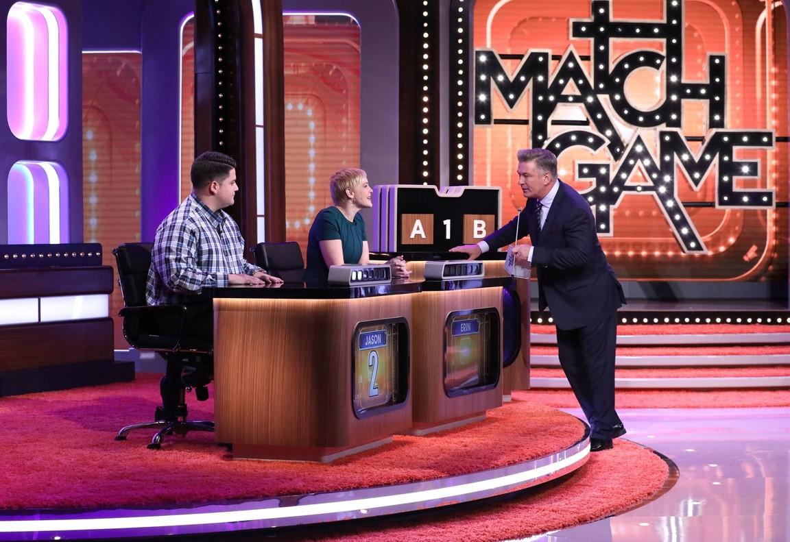 Match Game - Season 2 Episode 08: Adam Carolla/Jenna Fischer/Tyson Beckford/Caroline Rhea/Jay Pharoah/Ana Gasteyer