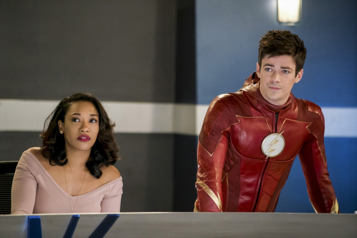 The Flash - Season 4 Episode 17: Null and Annoyed