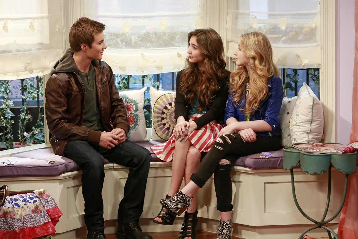 Girl Meets World - Season 1 Episode 13:Girl Meets Flaws