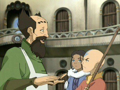 Avatar: The Last Airbender - Book 1: Water Episode 17: The Northern Air Temple
