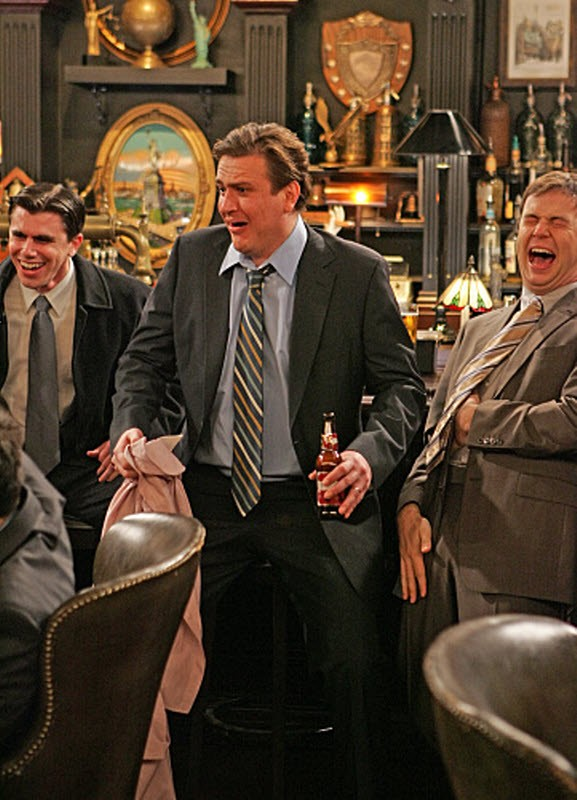 How I Met Your Mother - Season 5 Episode 13: Jenkins