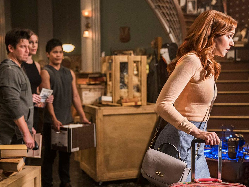 The Librarians - Season 4 Episode 08: And the Hidden Sanctuary