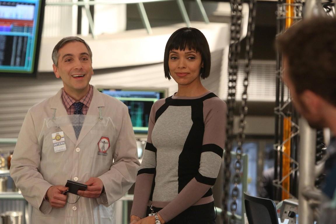 Bones - Season 9 Episode 14: The Master In The Slop