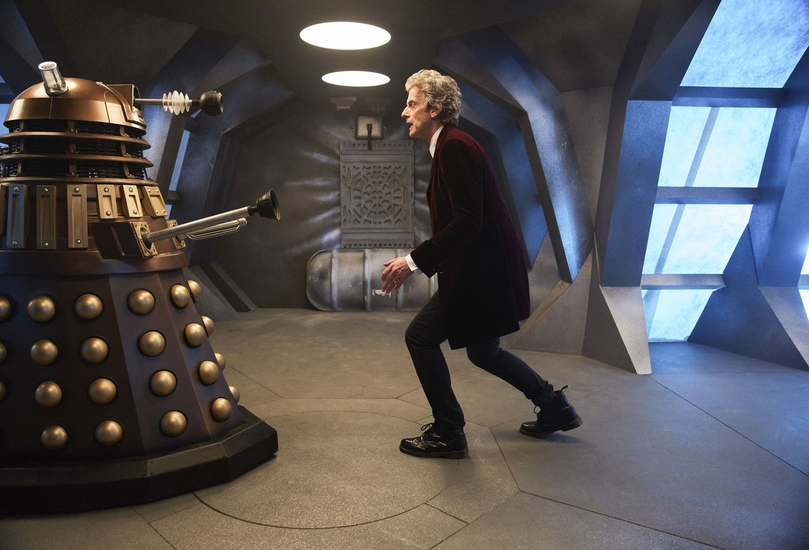 Doctor Who - Season 10 Episode 01: The Pilot