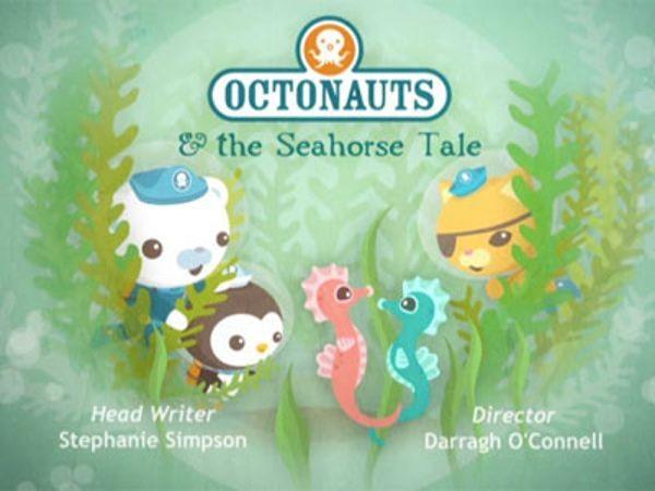 The Octonauts - Season 1 Episode 29: The Seahorse Tale