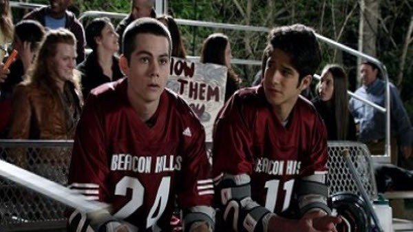 Teen Wolf - Season 2 Episode 11: Battlefield