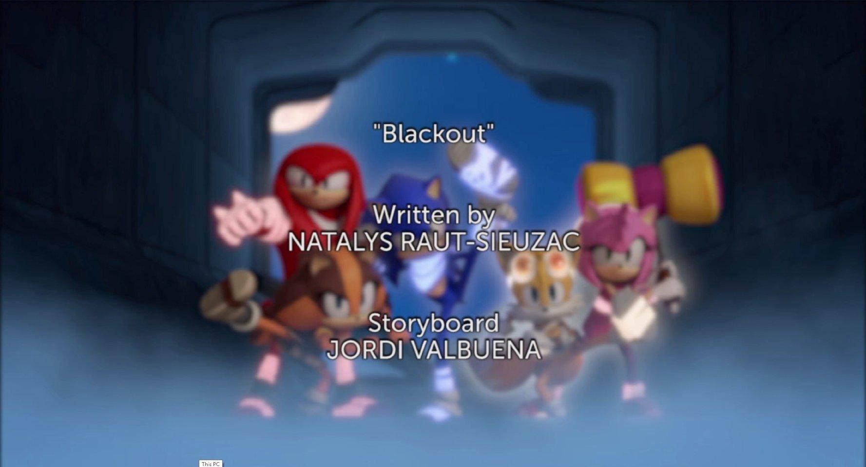 Sonic Boom - Season 2
