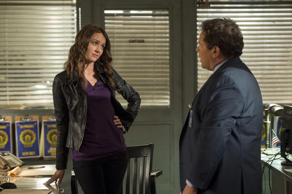Person of Interest - Season 5 Episode 06: A More Perfect Union