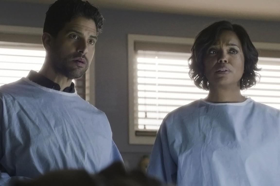 Criminal Minds- Season 13 Episode 20: All You Can Eat
